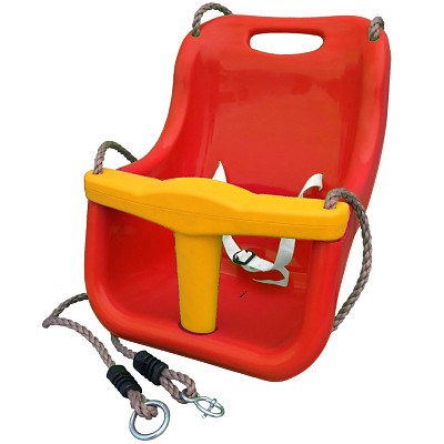 Baby Swing Seat with Safety Bar