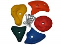 Climbing Stones Large, Assorted Colors, Set of 5
