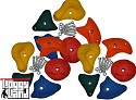 Climbing stone set 15 pieces size L