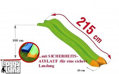 Wave Slide 2,15m