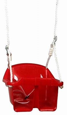 Baby Swing Seat with Rope and Fastening Rings