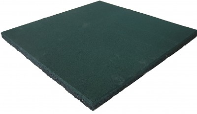Playground Safety Mat Green