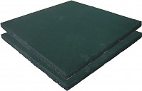 Playground Safety Mat Green - Set of 2 -