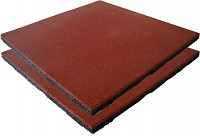 Playground Safety Mat Auburn - Set of 2 -