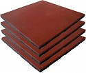 Playground Safety Mat Auburn - Set of 4 -