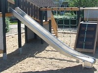 R&T - Tower Slide Stainless Steel 2m