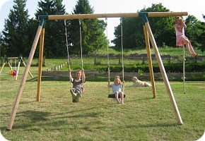 VOYAGE playground set